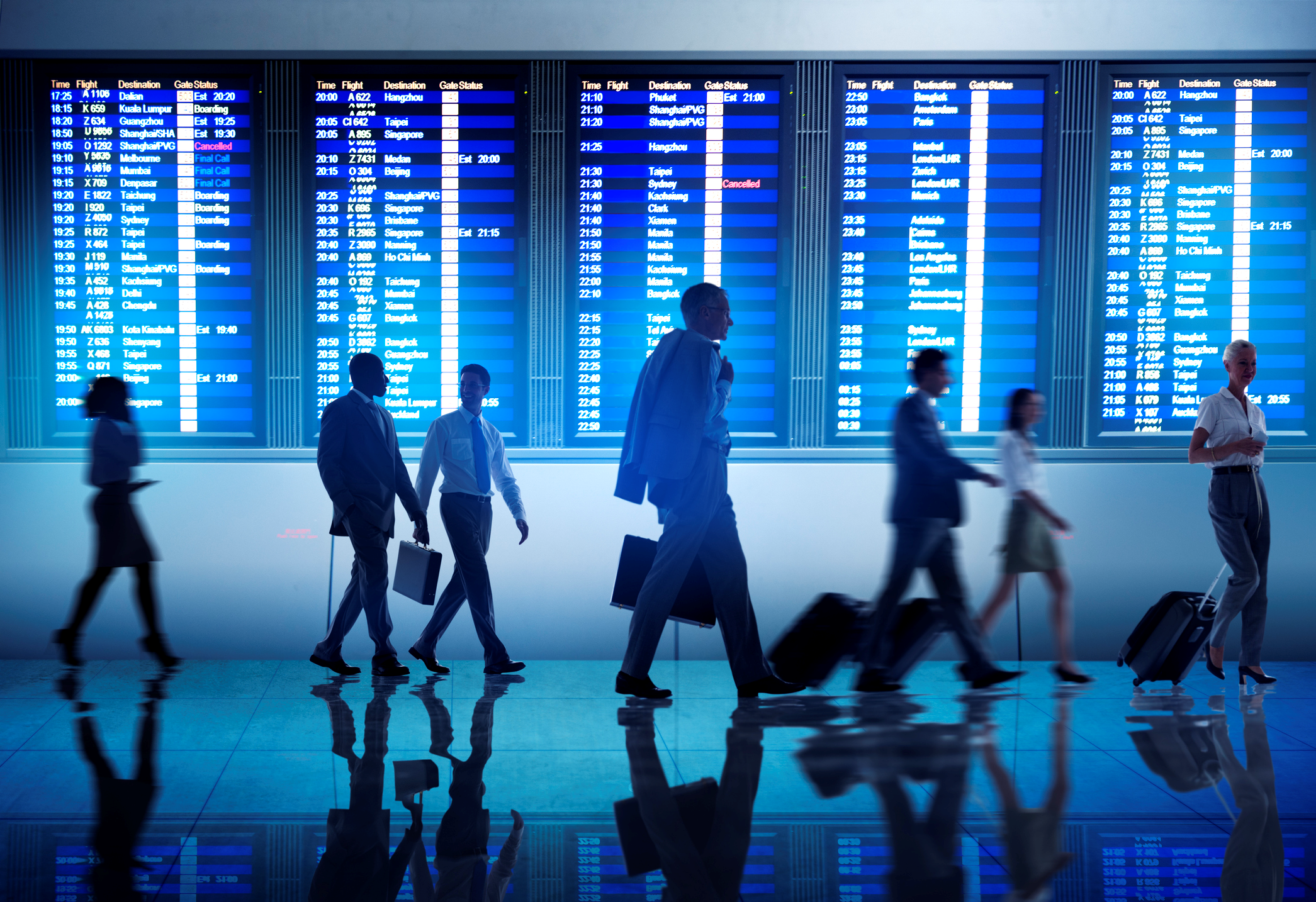 International Business Visitors